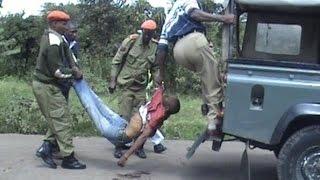Polisi 8 Kuuawa Kibiti:  Polisi Wajibu Mashambulizi waua Majambazi Wanne