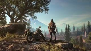 Days Gone #ps4 Official Traile 2019