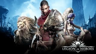 Legion of Heroes Android GamePlay Trailer (HD)