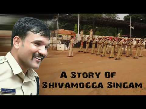 Xxx Mp4 Ravi D Channannavar IPS A Story Of Shivamogga Singham SP 3gp Sex