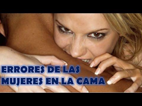 Errores De Las Mujeres En La Cama Silviad8a