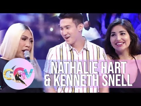 Xxx Mp4 GGV Nathalie Hart Introduces Her Brother To Vice Ganda 3gp Sex