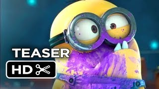 Despicable Me 2 - Mini-Movies 'Panic In The Mailroom' DVD Teaser (2013) HD