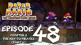 Let's Play Paper Mario: The Thousand-Year Door - Episode 48 - The Grotto
