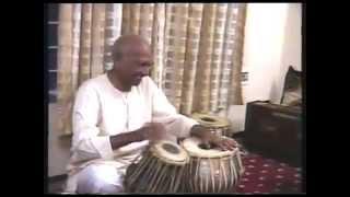 Bhai Gaytonde  पं. भाई गायतोंडे  त्रिताल....