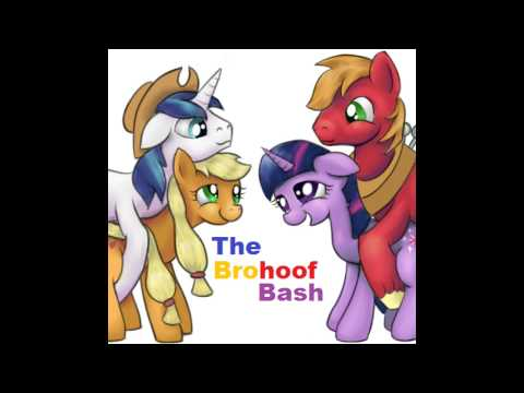 The Brohoof Bash - Mlp Clopfic reading - NSFW