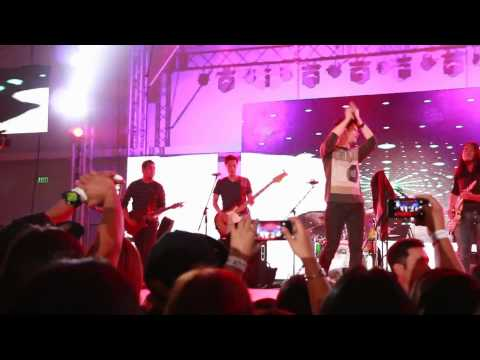 Awit ng Kabataan by Bamboo Live at COPSSC One for Love 2014 Kick Starter Party
