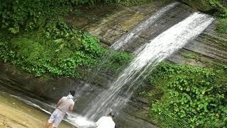 AlUtila Richang Waterfall ❇আলুটিলা রিচাং ঝর্না ❇ Khagrachari, Bangladesh