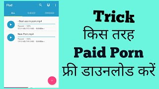 How To Free Download Paid Website P0rn Videos