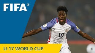 Match 38: Paraguay v USA – FIFA U-17 World Cup India 2017