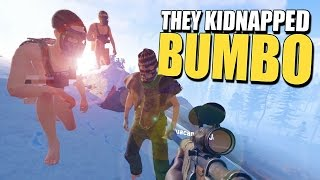 They Kidnapped Our Bumbo (Rust)