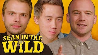 Sean Evans Tries Some of NYC's Most Expensive Steaks with the Worth It Guys   Sean in the Wild