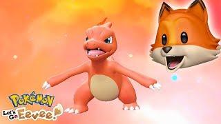 CHARMELEON!! | Pokémon Let's Go Eevee + Pikachu #7
