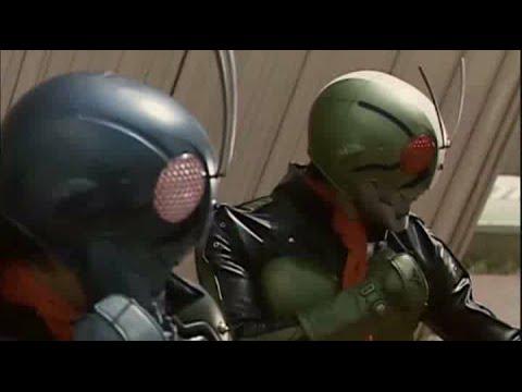 Kamen Rider The First & Next [Music Video] - Ride