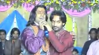 Master Saleem & Hamsar Hayat Nizami's Jugalbadi...Must Watch!