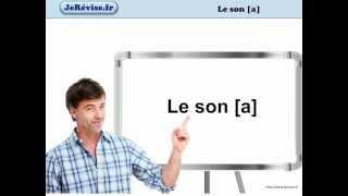 Le son [a]  : apprendre à lire - Je Révise (1 sur 2)