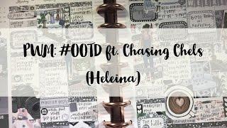 PWM: #OOTD ft. Chasing Chels (Heleina)   HK PLANS