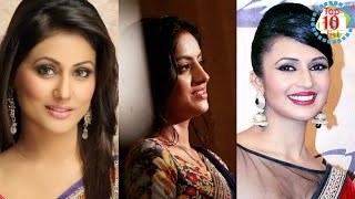 Top 10 actresses of small screen