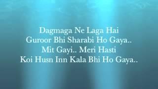 Allah Jaane by Rahat Fateh Ali Khan Lyrics*