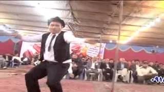 حمید فلاح خواننده مشهدی (رقص جاهلی بابا کرم)