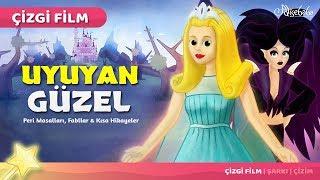 Uyuyan Güzel Çizgi Film Türkçe Masal 7 | Adisebaba Çizgi Film Masallar