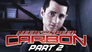 Need for Speed Carbon Gameplay Walkthrough Part 2 - DRIFTING AND SAL