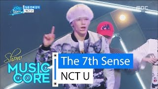 [HOT] NCT U - The 7th Sense, 엔씨티 유 - 일곱 번째 감각 Show Music core 20160416