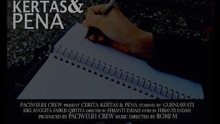 """Indonesia Short Movie : """"Cerita Kertas & Pena"""" (Ilmu Komunikasi UNPAS 2016)"""