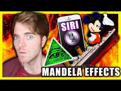 watch CONSPIRACY THEORIES & NEW MANDELA EFFECTS