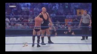 WWE Smackdown 11.06.10 - Big Show vs. CM Punk