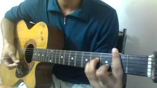 Shunno - Rajahin Rajjo guitar lesson