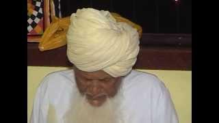 Bayan By Huzur Peero Murshid Qibla Hazrat Khwaja Haamid Ali Shah Sahab(rehmatullah Alaihi)