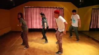 Clawdia Ejara - Eu vou invadir | Popping Class | YouBe Dance Academy