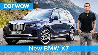 All-new BMW X7 SUV 2019 - see why it's worth £100,000!