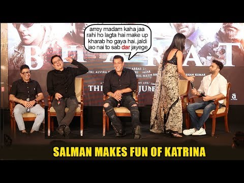 Xxx Mp4 Watch Salman Khan Make FUN Of Gf Katrina Kaif Again When She Leaves Bharat Event For Personal Issue 3gp Sex