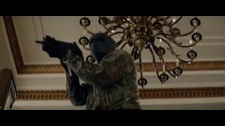 Triple 9 2015 Bank Robbing Scene HD