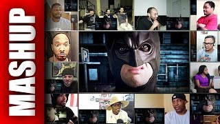 BATMAN vs SHERLOCK HOLMES Epic Rap Battles of History Reactions Mashup