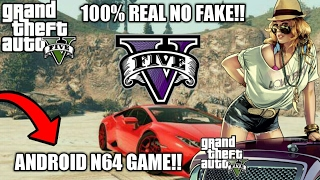How to Download Grand Theft Auto 5 - GTA 5 N64 in any Android device | It's Fake don't try it