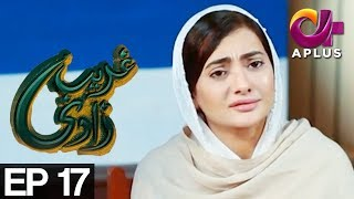 Ghareebzaadi - Episode 17 uploaded on 05-08-2017 7550 views