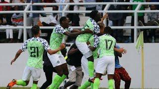 Ighalo first hat-trick sees Super Eagles thrash Libya