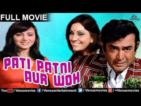 Xxx Mp4 Pati Patni Aur Woh Full Movie Hindi Movies Sanjeev Kumar Movies Bollywood Classic Movies 3gp Sex