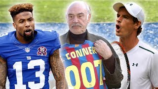 10 Celebrities Who Could Have Become Professional Footballers
