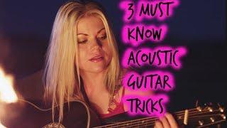 (7 minute guide) The coolest Acoustic Guitar Strum