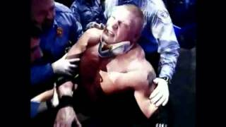 WWE - No Mercy 2002 - Brock Lesnar vs The Big Show - Promo