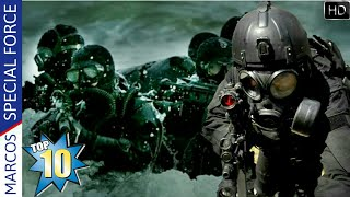 Marcos Commandos - Top 10 Amazing Facts About MARCOS Special Forces (Hindi)
