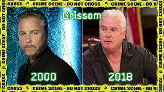 CSI: Las Vegas Antes y Después 2018