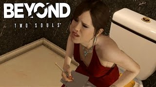 I USED TO HAVE THE BIGGEST CRUSH ON HER   Beyond: Two Souls
