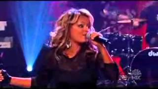 Blu Cantrell Breathe live on Jay Leno 2003