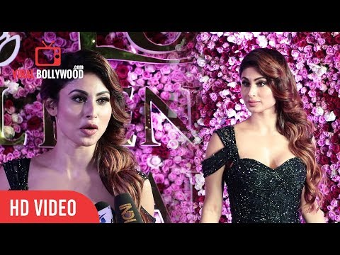 Mouni Roy At Lux Golden Rose Awards 2017 | Naagin | #LuxGoldenAwards 2017