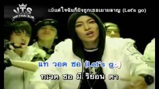BIGBANG - Good Bye Baby ซับไทย [เนื้อร้อง+คำแปล]